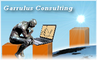 Illustration pour Garrulus Consulting